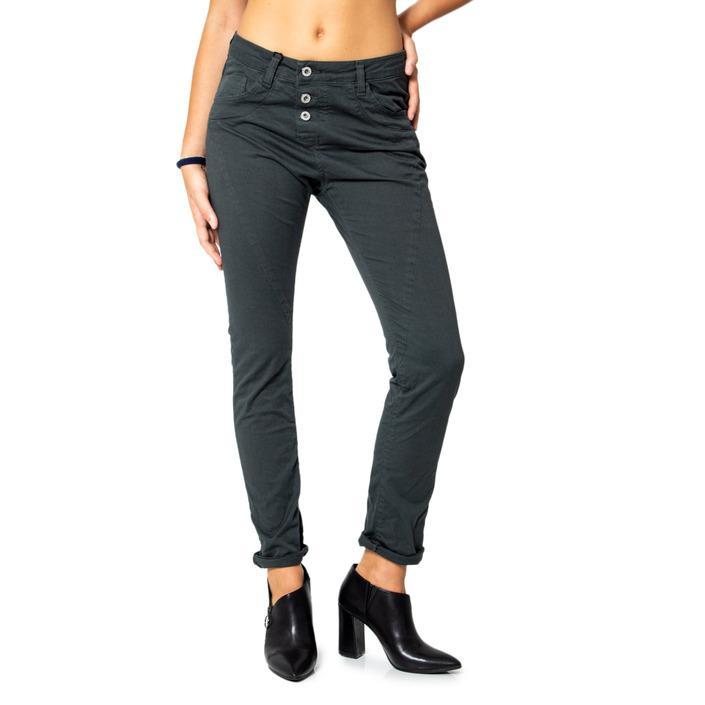 Please Women's Trouser Green 173988 - green XXS