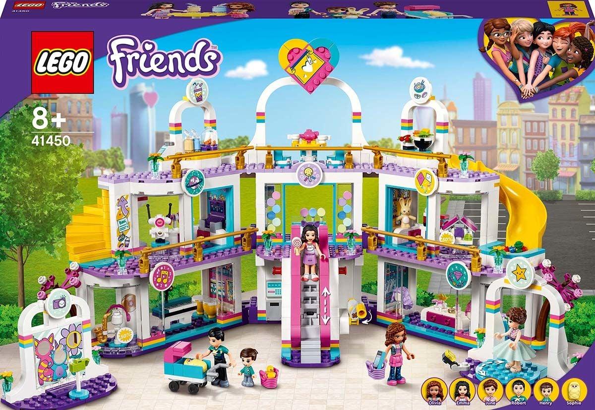LEGO Friends 41450 Heartlake Cityn Ostoskeskus