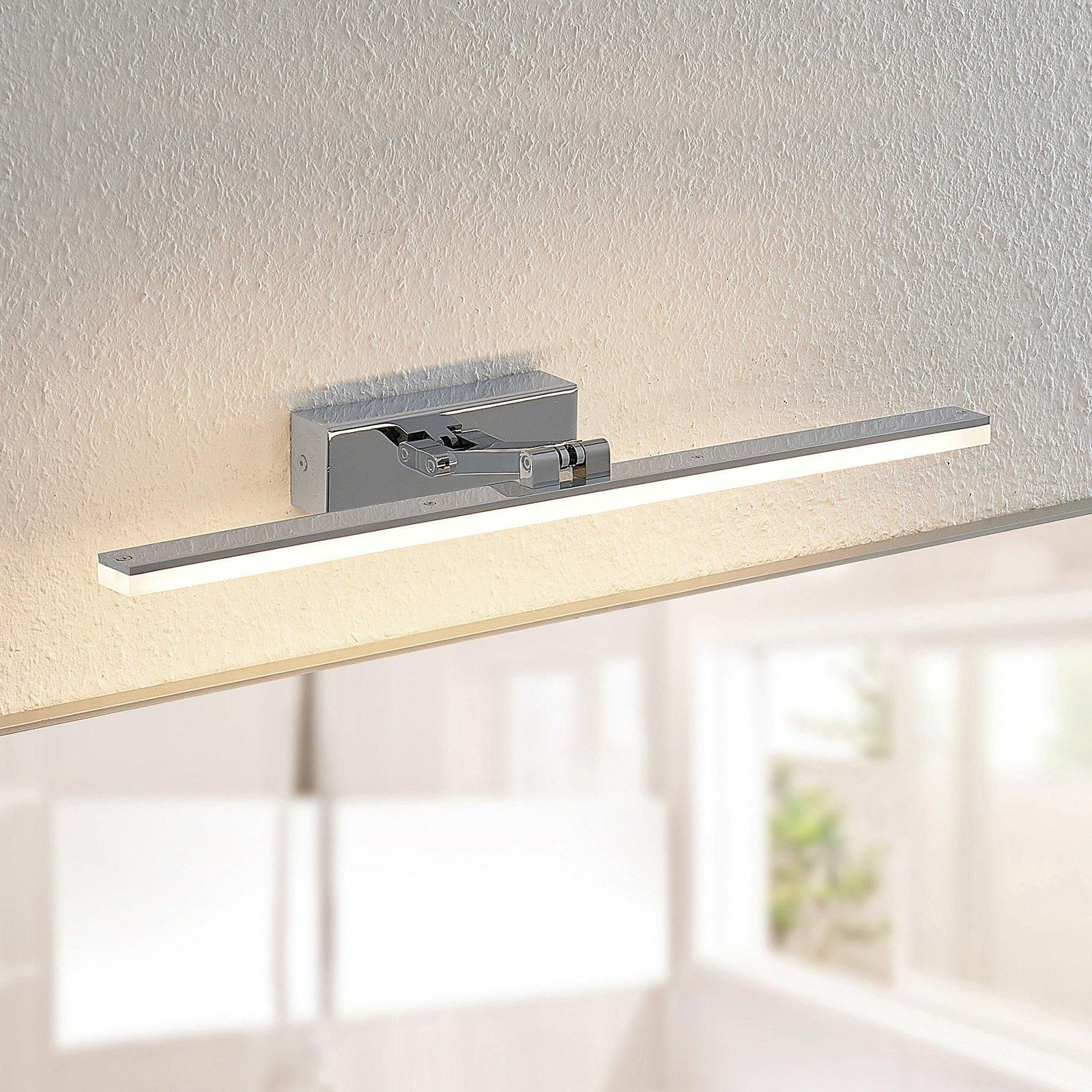 Arcchio Soey LED-speillampe, IP44, 53 cm