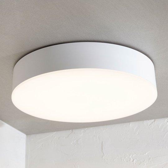 Utendørs LED-taklampe Lyam, IP65 hvit