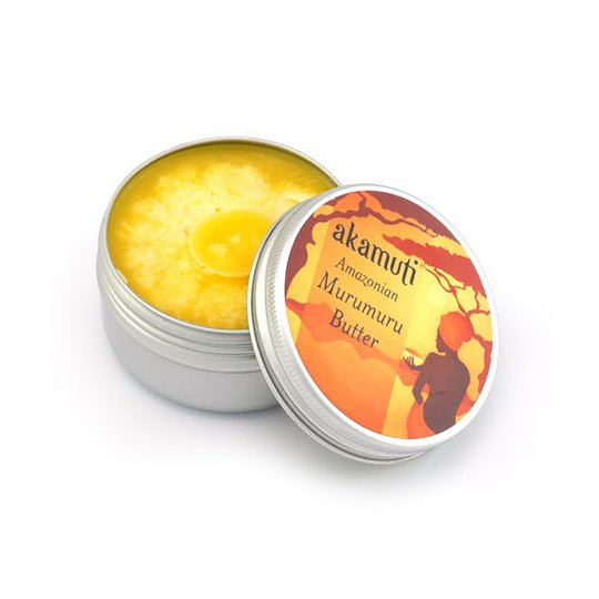 Akamuti Amazonian Murumuru Butter, 50 g