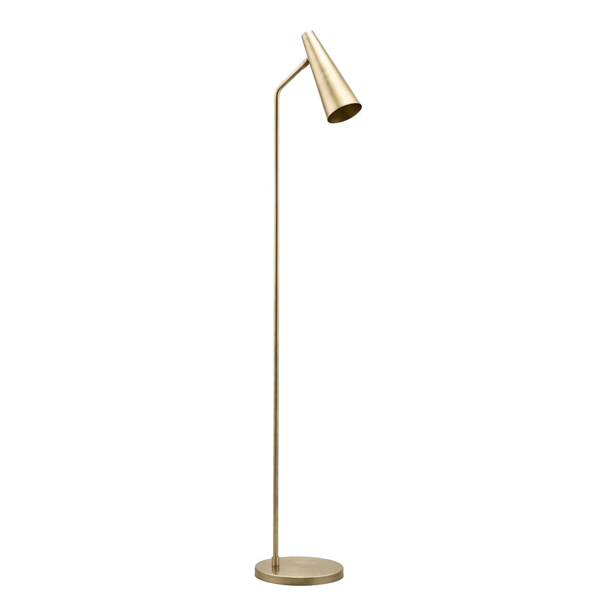 House Doctor - Precise Floor Lamp - Brass (Cl0303/206100303)