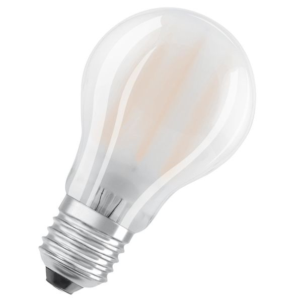 Osram PARATHOM Retrofit CLASSIC A LED-lampe matt A60, 7 W, E27
