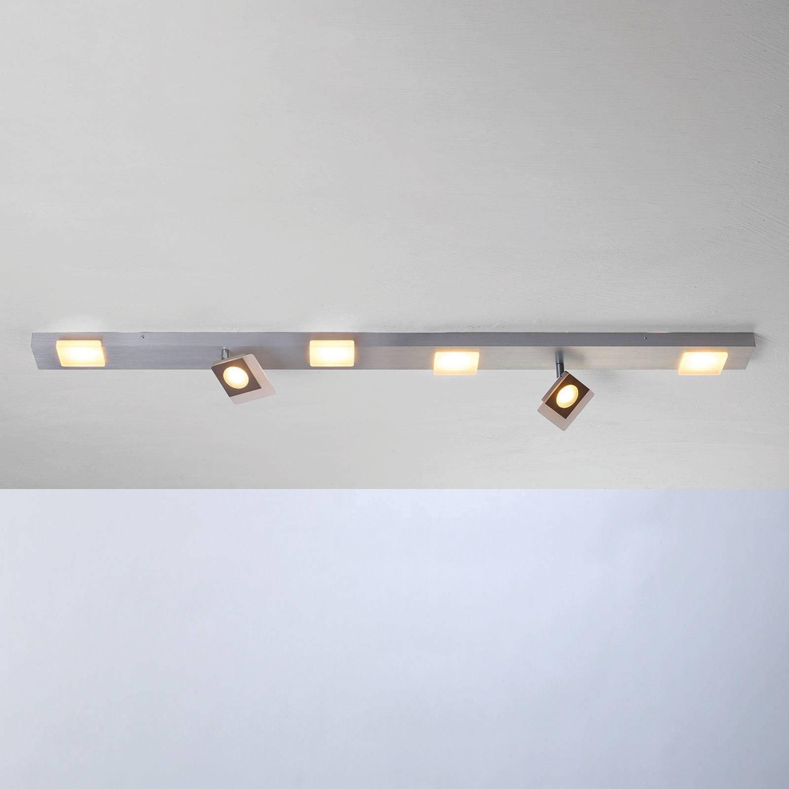 Bopp Session - LED-kattovalaisin, 6-lamppuinen