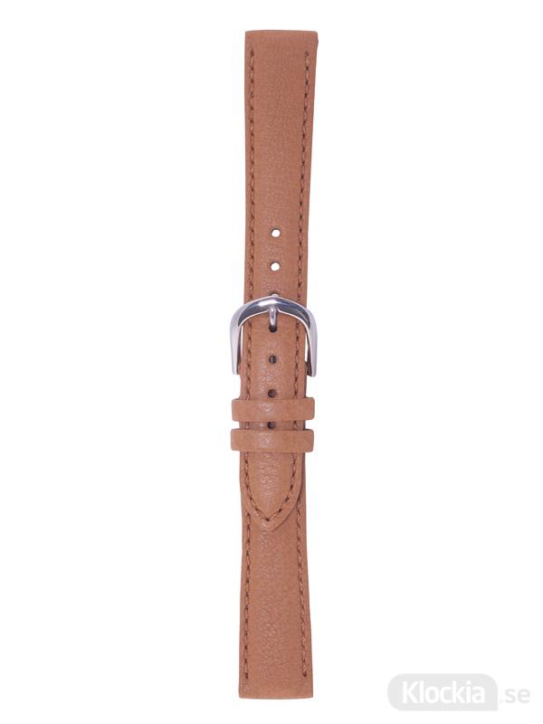 GUL Elk strap Light brown steel clasp 16mm 212032004