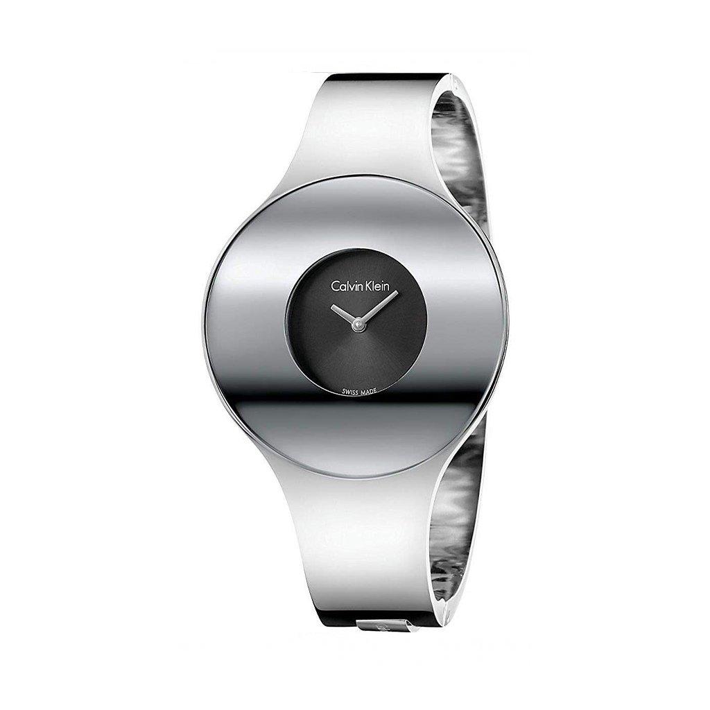 Calvin Klein Women's Watch Grey K8C2M - grey-1 NOSIZE