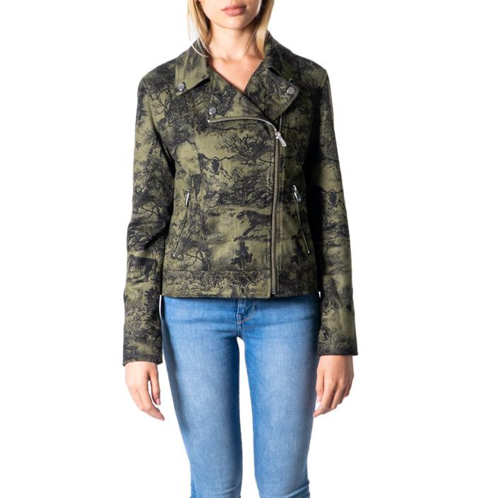 Desigual Women's Blazer Green 175896 - green 38
