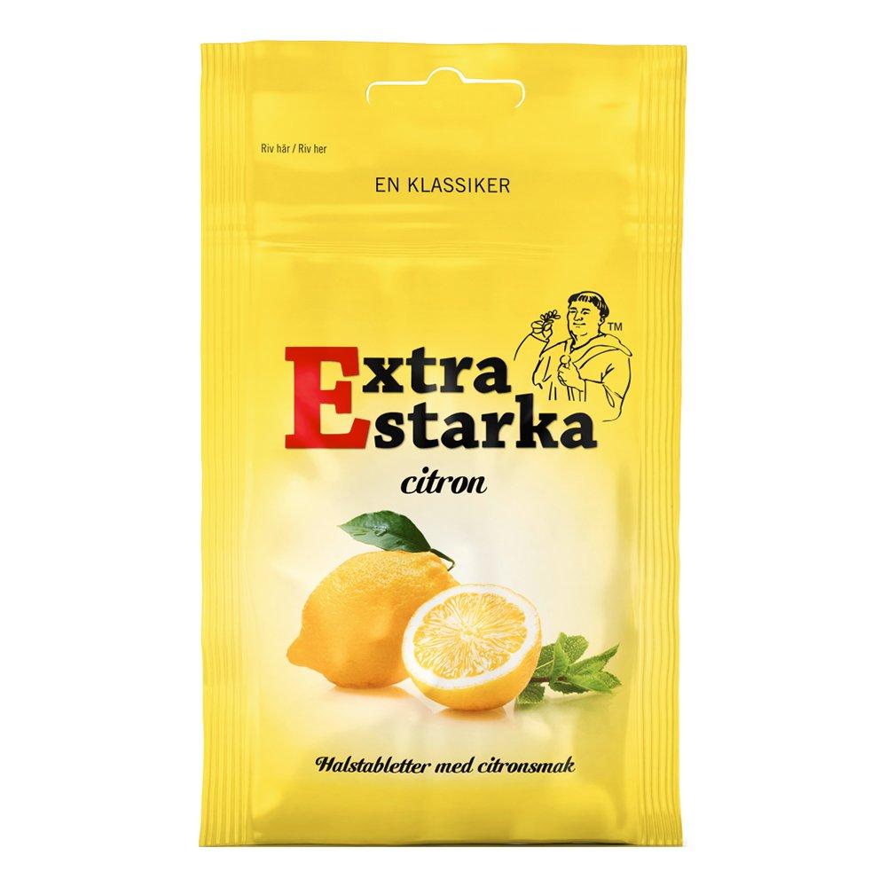 Extra Starka Citron - 80 gram