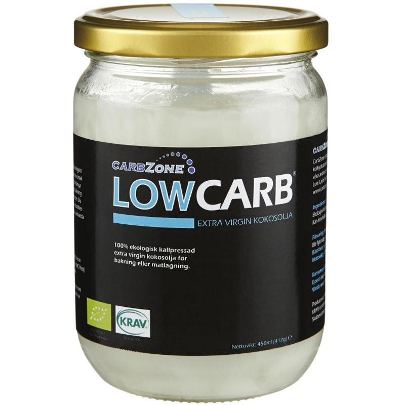 Kokosolja 450ml - 20% rabatt