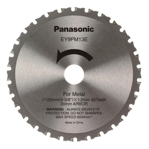 Panasonic EY9PM13E Sahanterä 135x1,2x20mm, 30T