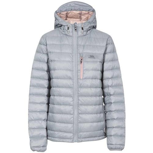 Trespass Women's Jacket Various Colours Arabel - Platinum XL