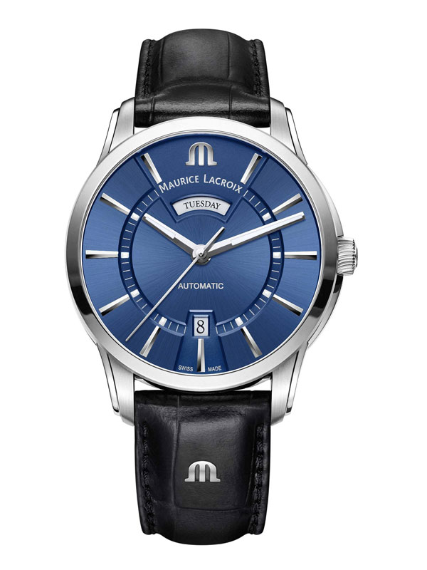 Maurice Lacroix Pontos Automatic Day Date 41mm PT6358-SS001-430-1