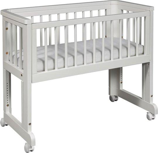 Troll Bedside Crib Sun, Vit