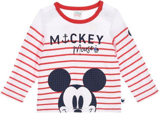 Disney Mikke Mus T-Skjorte, Red, 18 Måneder