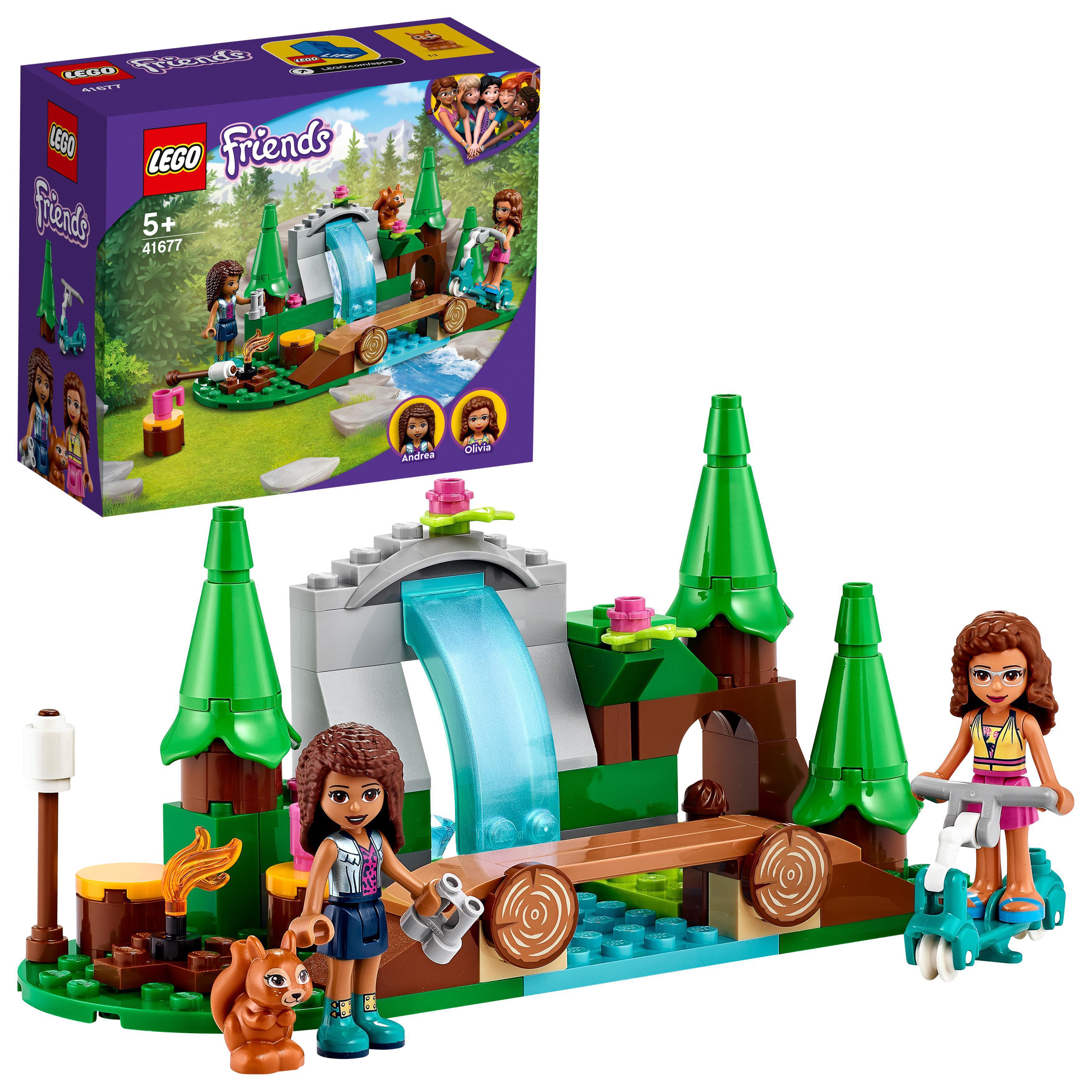 LEGO Friends - Forest Waterfall (41677)