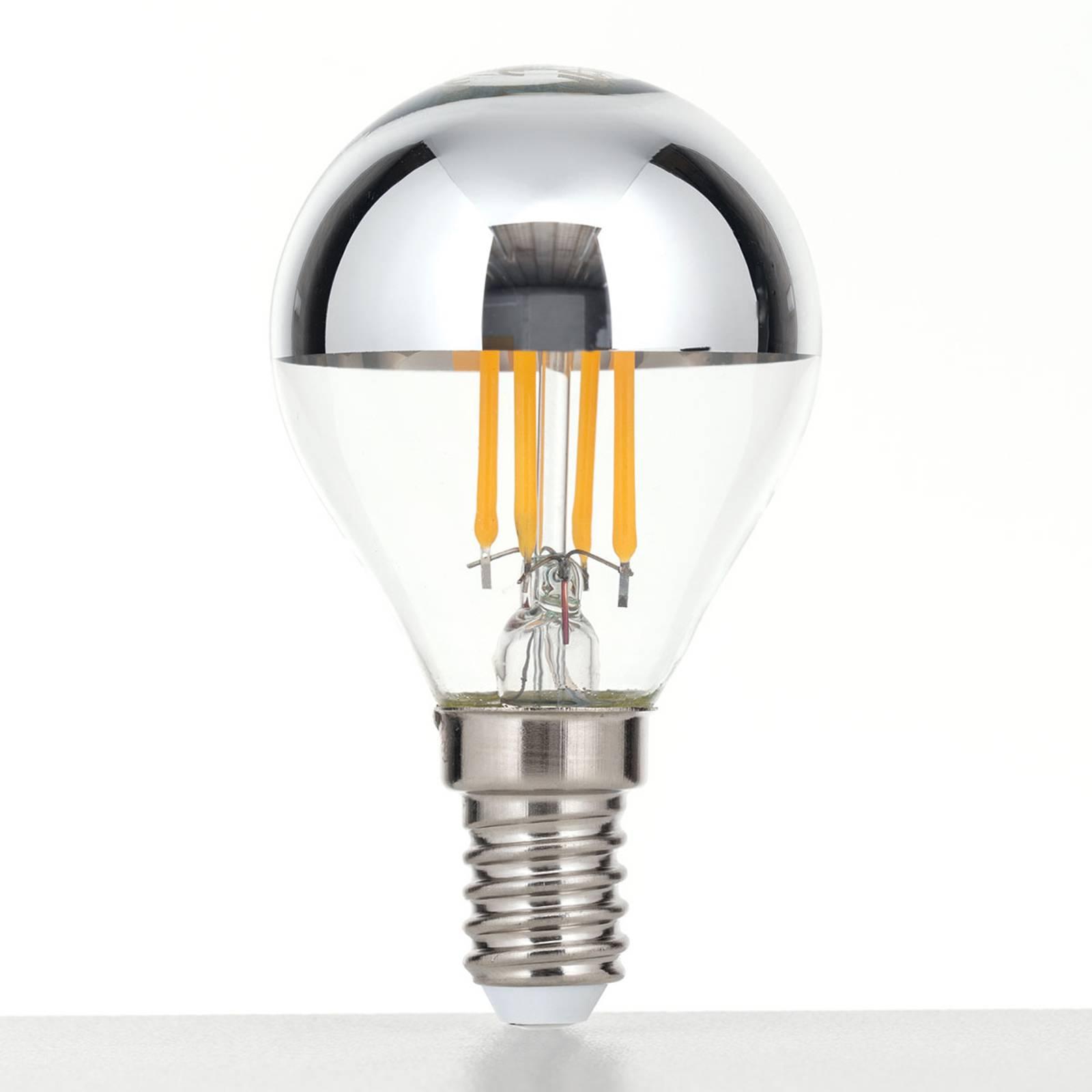 LED-pääpeililamppu E14 4W lämmin valkoinen
