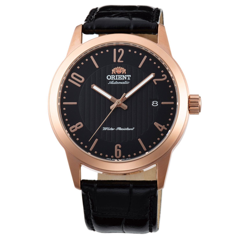 Orient Men's Watch Gold FAC05005B0