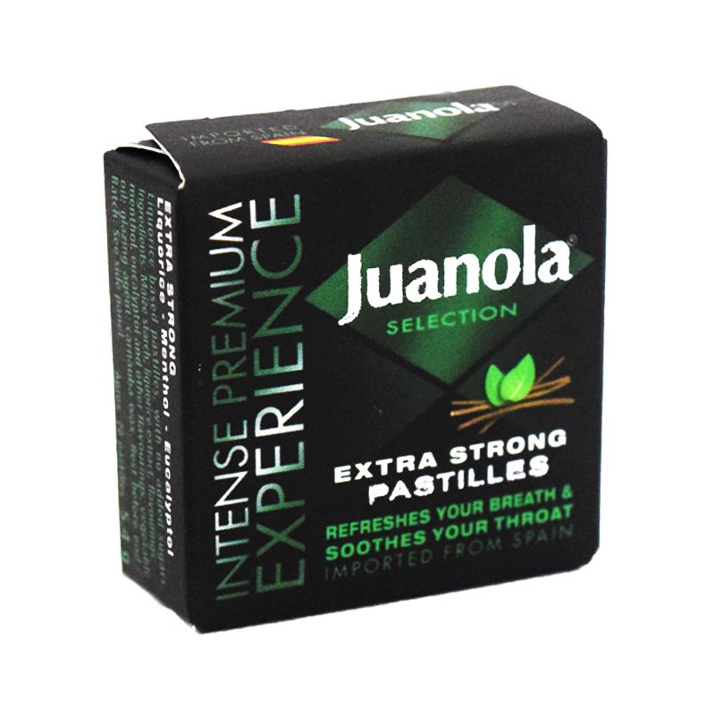 Lakritspastiller Extra Strong - 49% rabatt