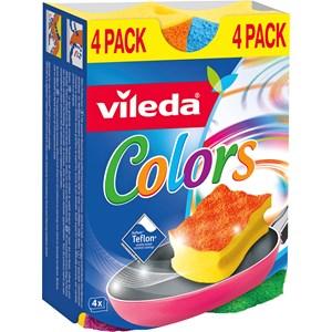 Allrengöringssvamp Vileda, 4-pack