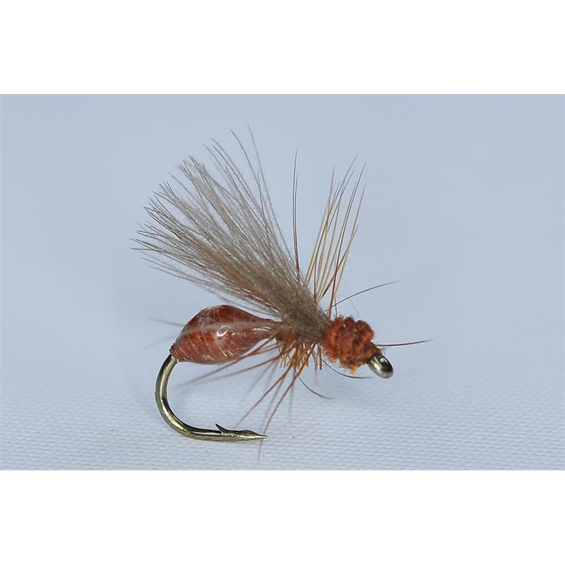 RS Glue Ant Rusty Brown #16 Kjøp 12 fluer få gratis flueboks