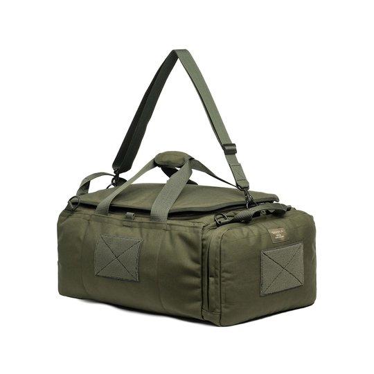 Savotta Keikka 50L väska, grön