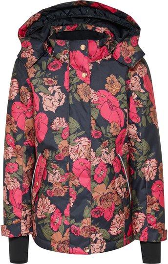 Hummel Rose Skijakke, Multi Colour Pink 110