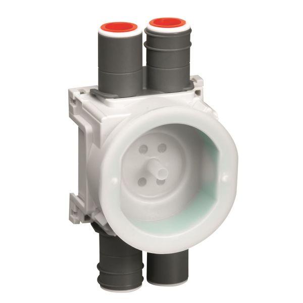 Schneider Electric IMT36138 Apparatboks for innstøping med gjenget skruering