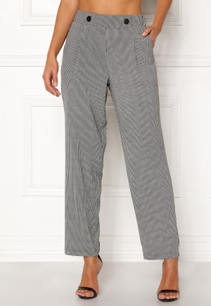 Happy Holly Vivanne wide pants Dog tooth 44/46