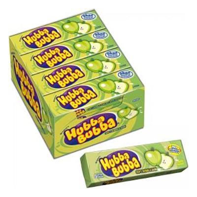 Hubba Bubba Äpple - 20-pack
