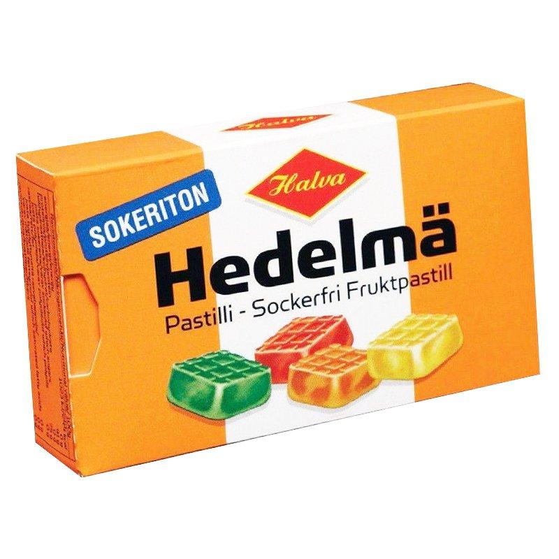 Sokeriton Hedelmä Pastilli - 39% alennus
