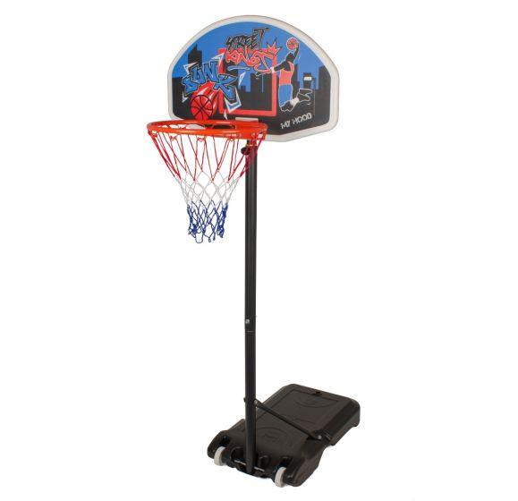 My Hood - Basket Goal on Rod, Junior (304003)