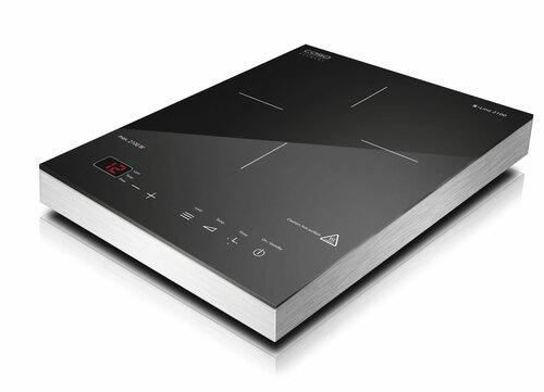 Caso 2225 S-line 2100 Watt Grill- & Häll