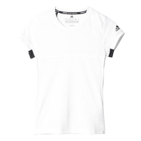 Adidas T16 Tee YG Treningsgenser, White 116