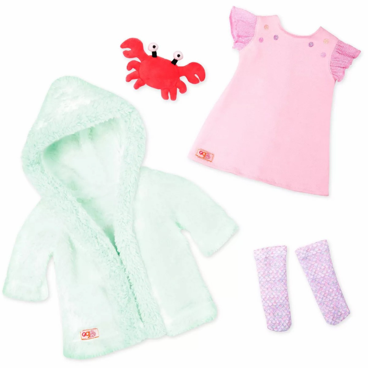 Our Generation - Deluxe outfit - Seaside Dreaming (730398)