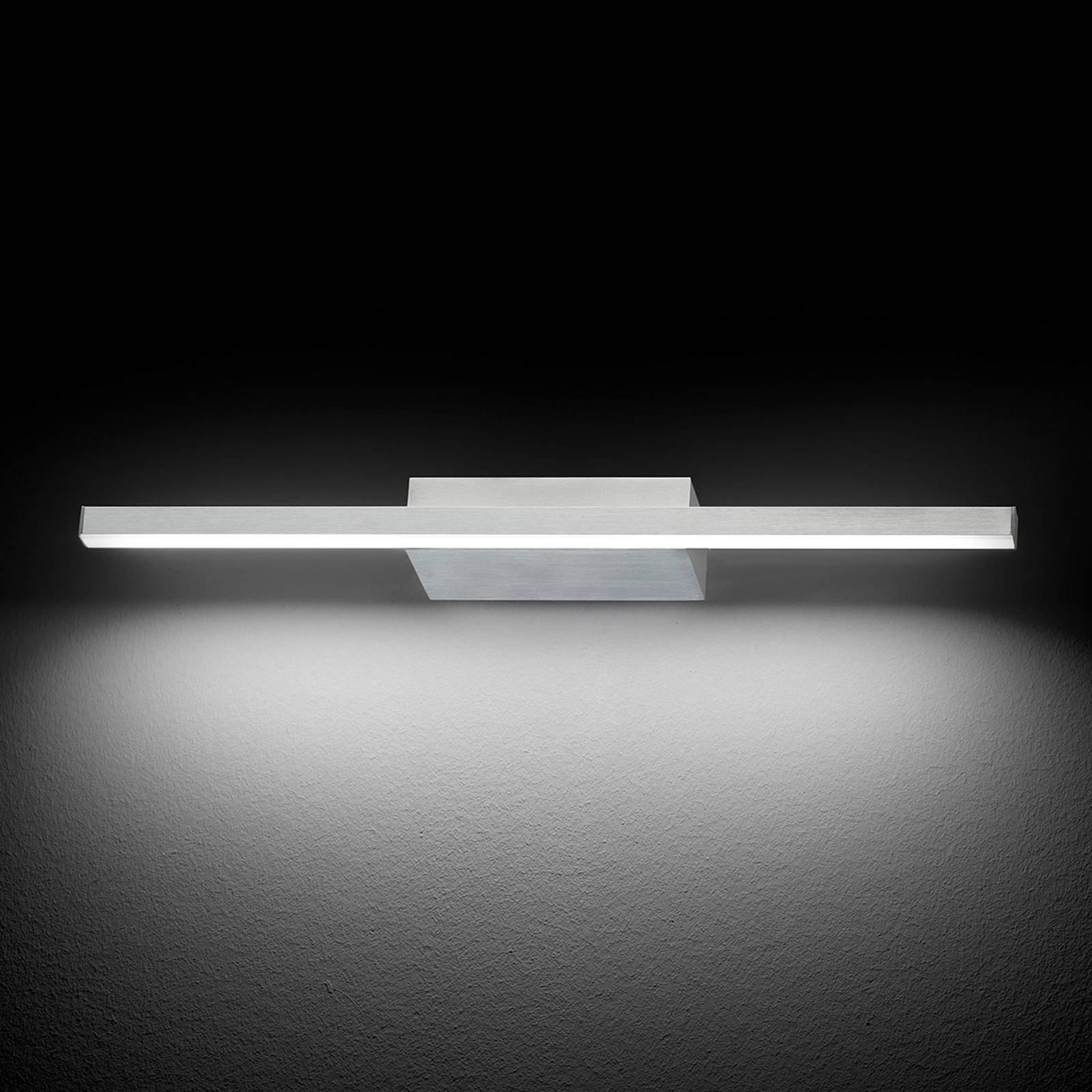 GROSSMANN Forte LED-vegglampe, aluminium 49,4 cm