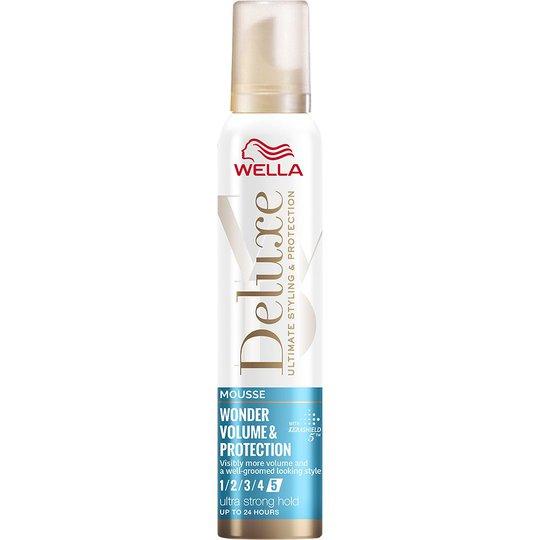 Wella Deluxe Wonder Volume & Protection, 200 ml Wella Styling Muotoilutuotteet