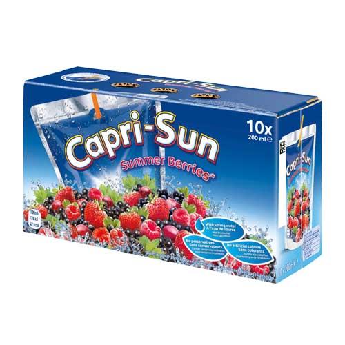 Capri-Sun Summerberries