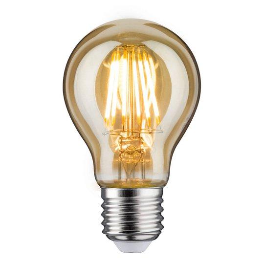 LED-lamppu E27 6,5W 2 500K kulta