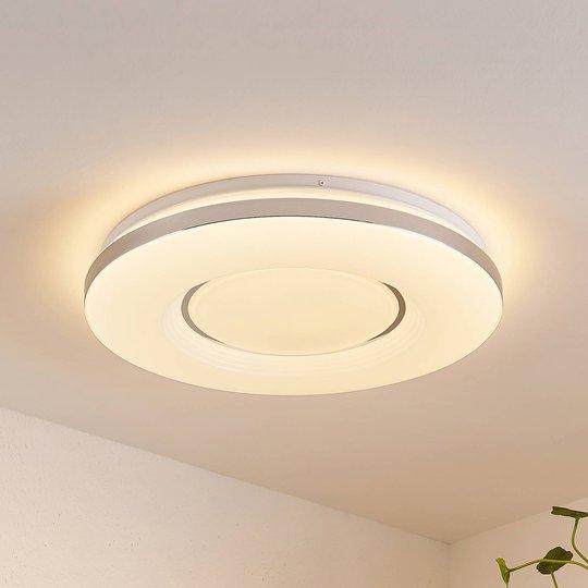 Lindby Robini LED-taklampe, CCT, dimbar