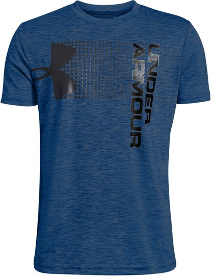 Under Armour Crossfade T-Shirt, Royal M