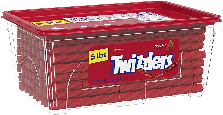 Twizzlers Strawberry 2.2kg