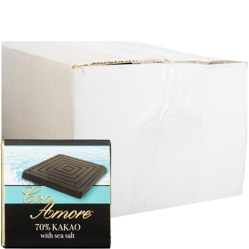 Hel Låda Choklad Havssalt 1kg - 50% rabatt