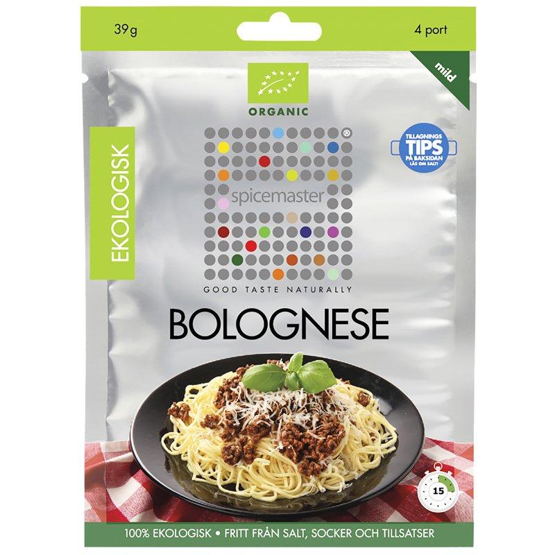 "Maustesekoitus ""Bolognese"" 39 g - 20% alennus"