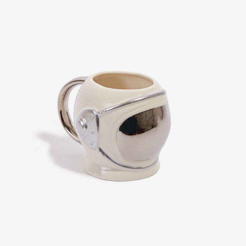 Astronaut Mug (Silver) (22250)