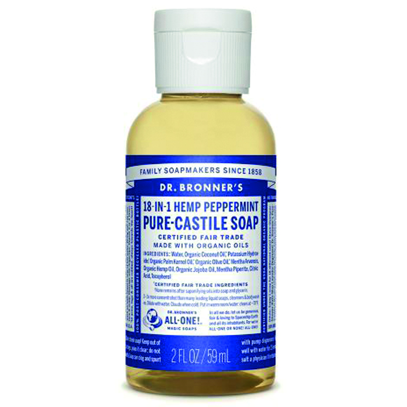 Tvål Peppermint 59ml - 74% rabatt