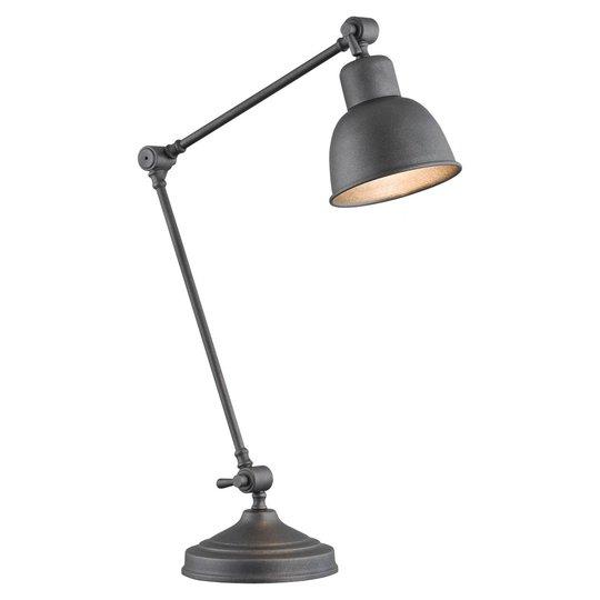 Bordlampe Emoti, antrasitt