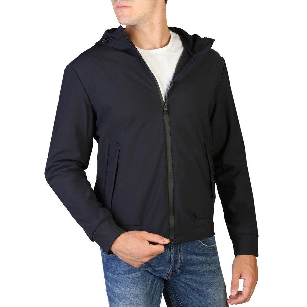 Alessandro Dell'Acqua Men's Jacket Blue 348441 - blue S