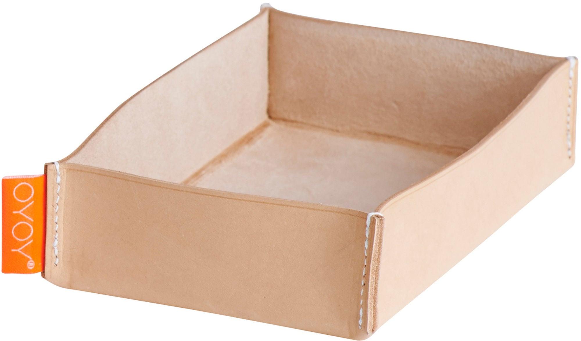 OYOY Pieni Säilytyslaatikko, Vaaleanruskea