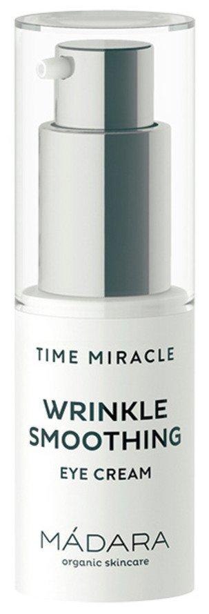 Mádara - Time Miracle Wrinkle Smoothing Eye Cream 15 ml