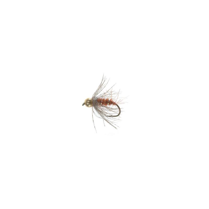 BH S. Lummes Puppa Brown/Orange #10 Kjøp 12 fluer få gratis flueboks